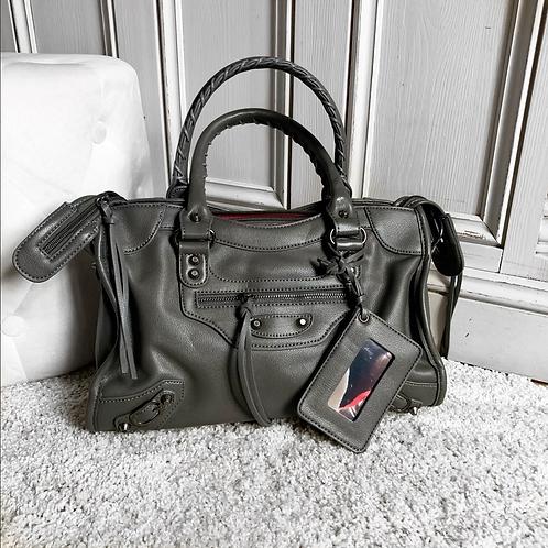 City bag grey