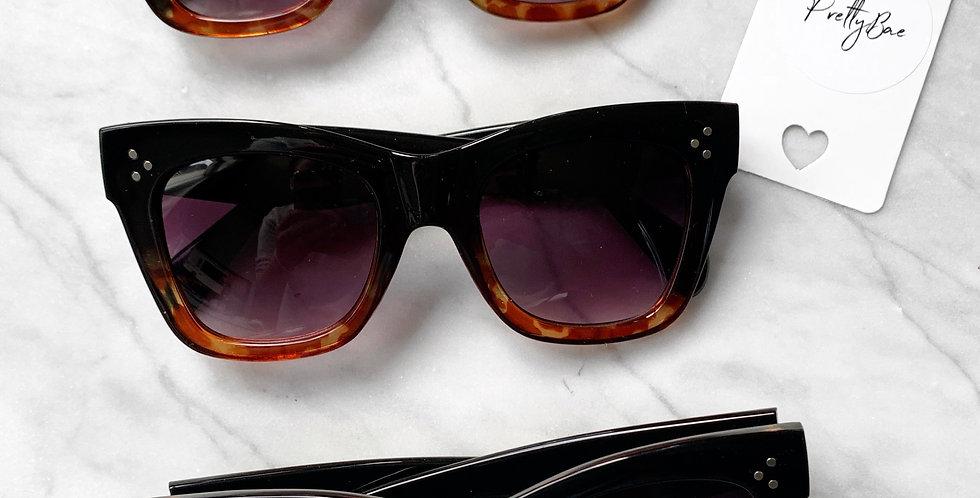 Malibu sunglasses brown