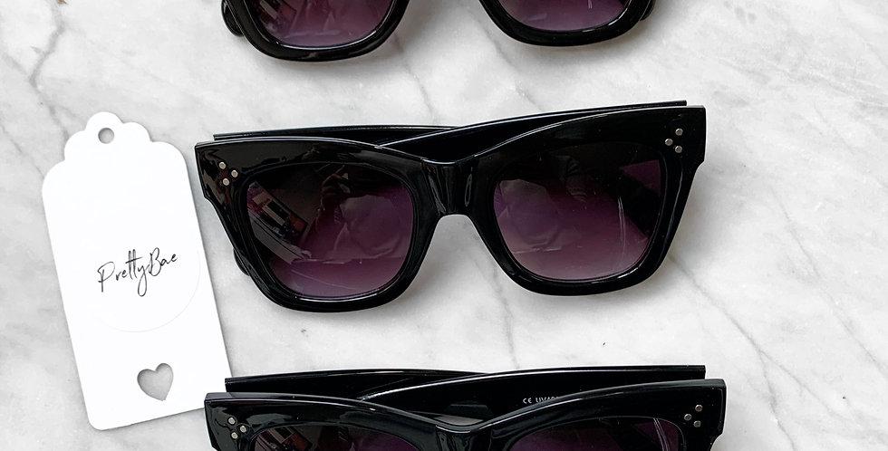 Malibu sunglasses black