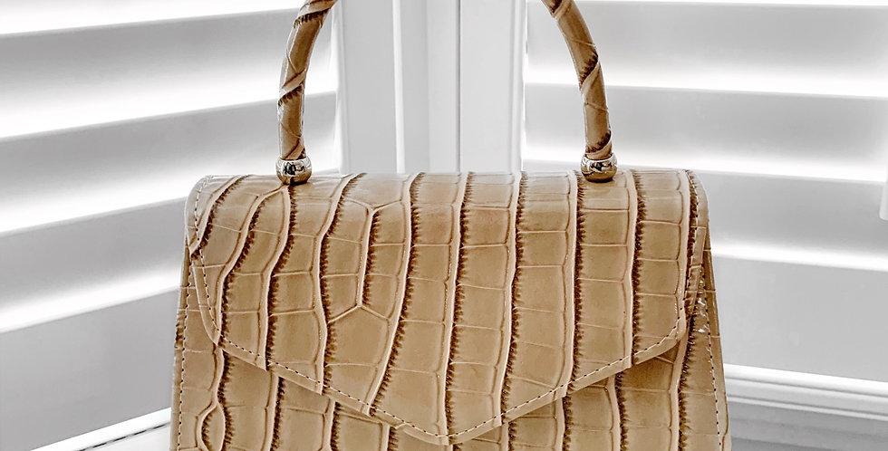 Marcela top handle bag
