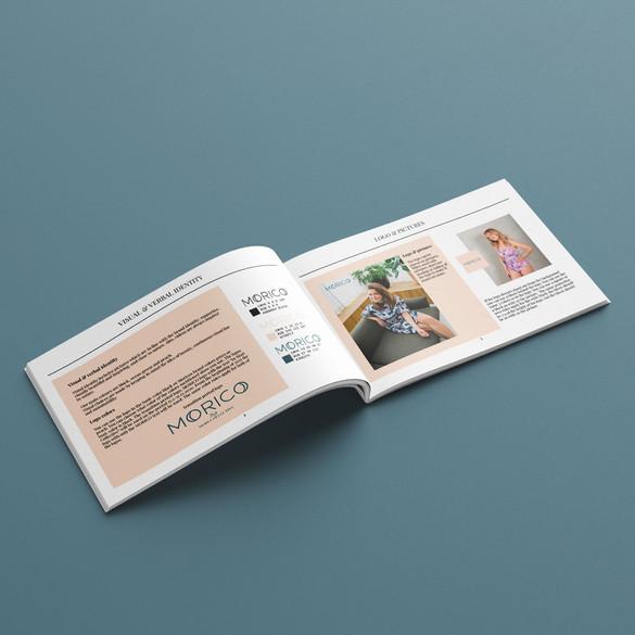 MORICO Brandbook