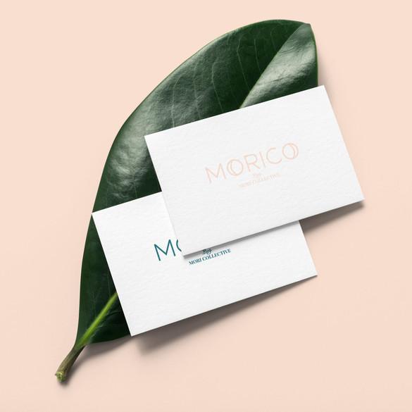 MORICO Logo