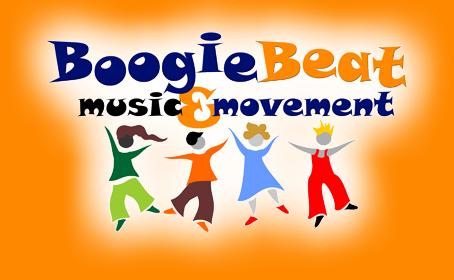 Boogie Beat Music & Movement Class