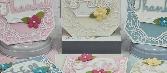 Amazing Paper Grace Sweet Serenade Notecards Intro Blog Hop