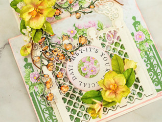 Debuting the Sweet Magnolia Collection by Heartfelt Creations