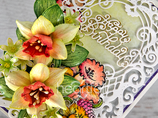 The Spring Garden Inspiration by Heartfelt Creations