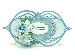 Amazing Paper Grace Floral card