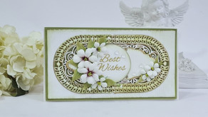 Best Wishes Card with Holiday Medley Collection