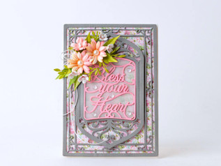 Beautiful Inside Out Sentiment Cards with Amazing Paper Grace
