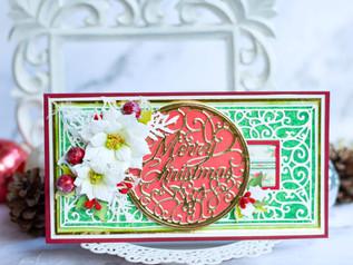 Festive Holiday Medley Card