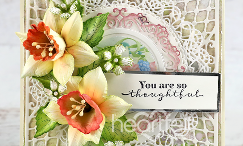 Floral Inspiration from Heartfelt Creations