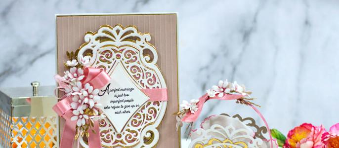 Introducing the Amazing Paper Grace   Beautiful Sentiment Vignettes