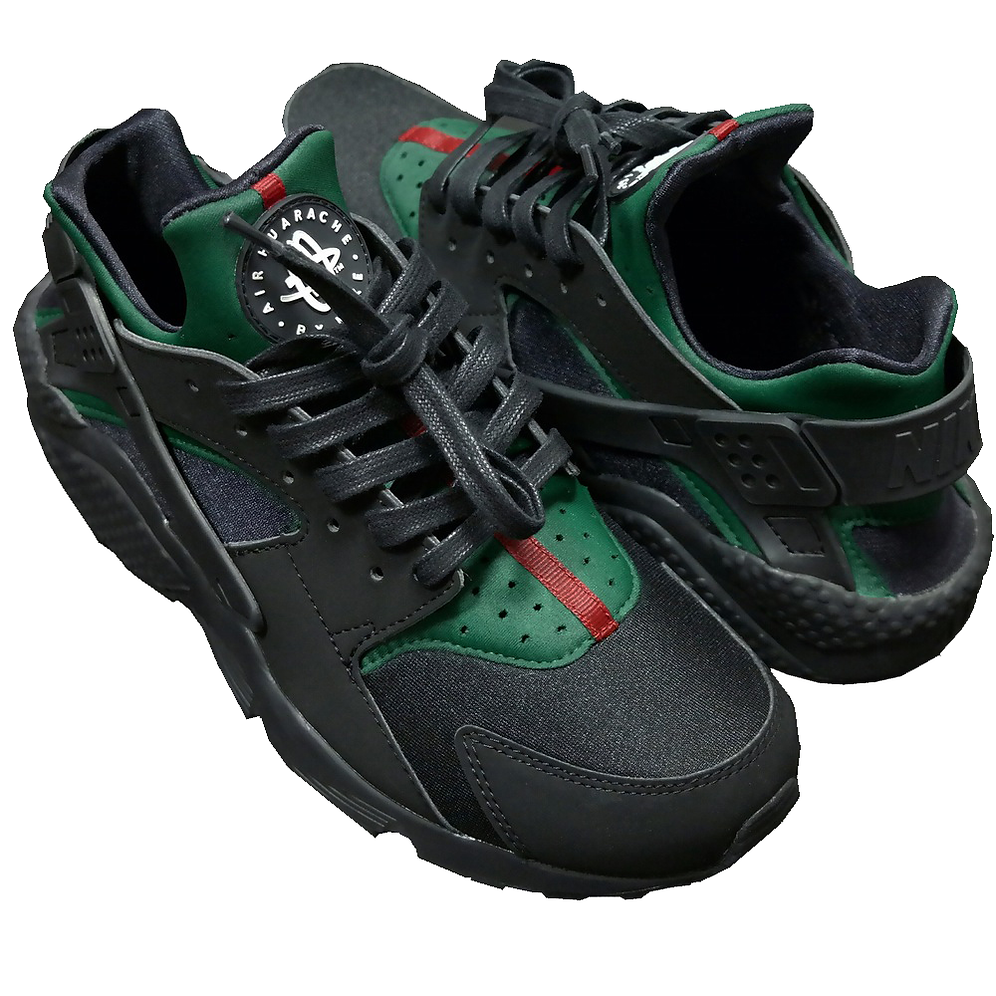 newest 036a2 ab760 Nike Huarache X Gucci-Mens | playsupply