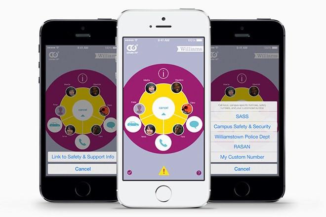 circle of 6 safety app, international students blog, alien thoghts boston