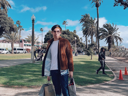My First Road-trip to LA!
