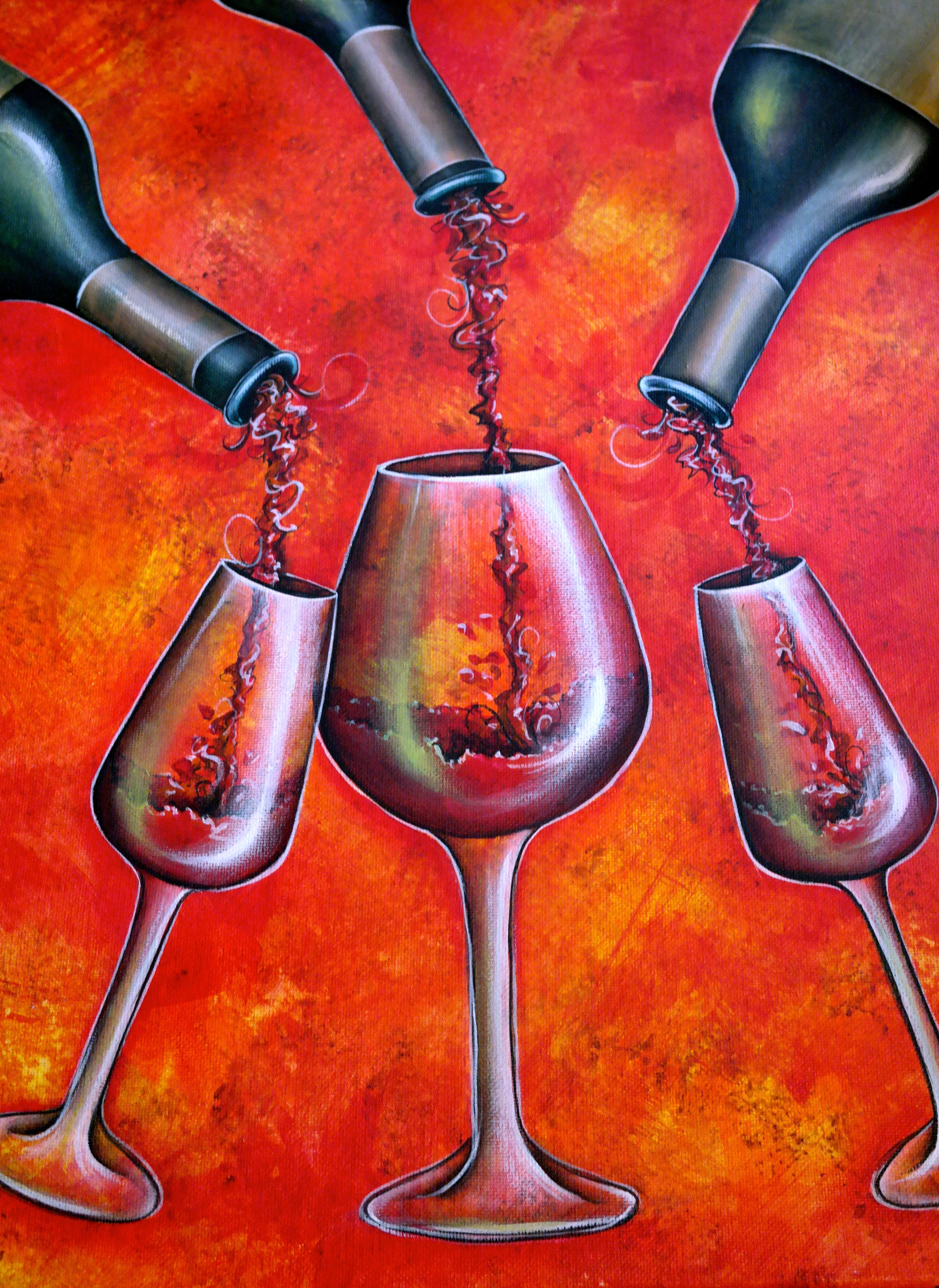 """Divine Wine"""