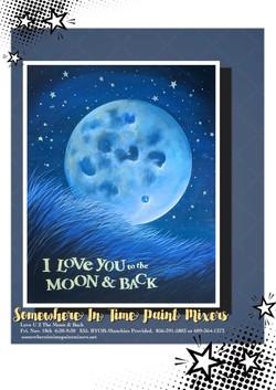 Love U 2 The Moon & Back