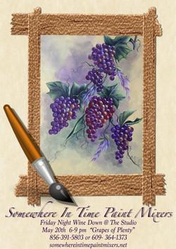 Grapes of Plenty