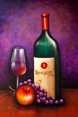 """""""Wine and Fruit"""""""
