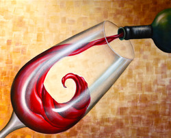 """Wine is Divine"""