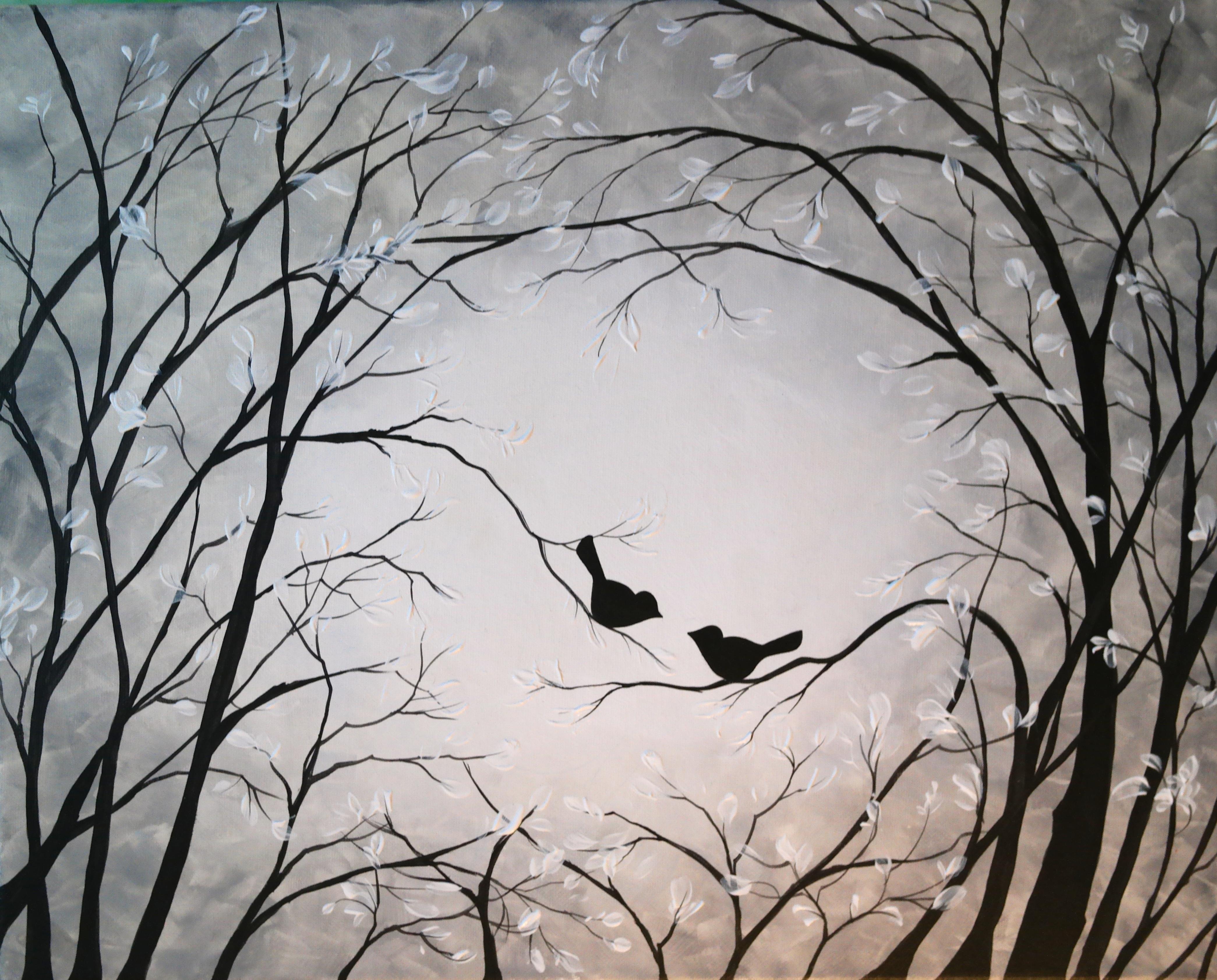 """2 Luv Birds"""
