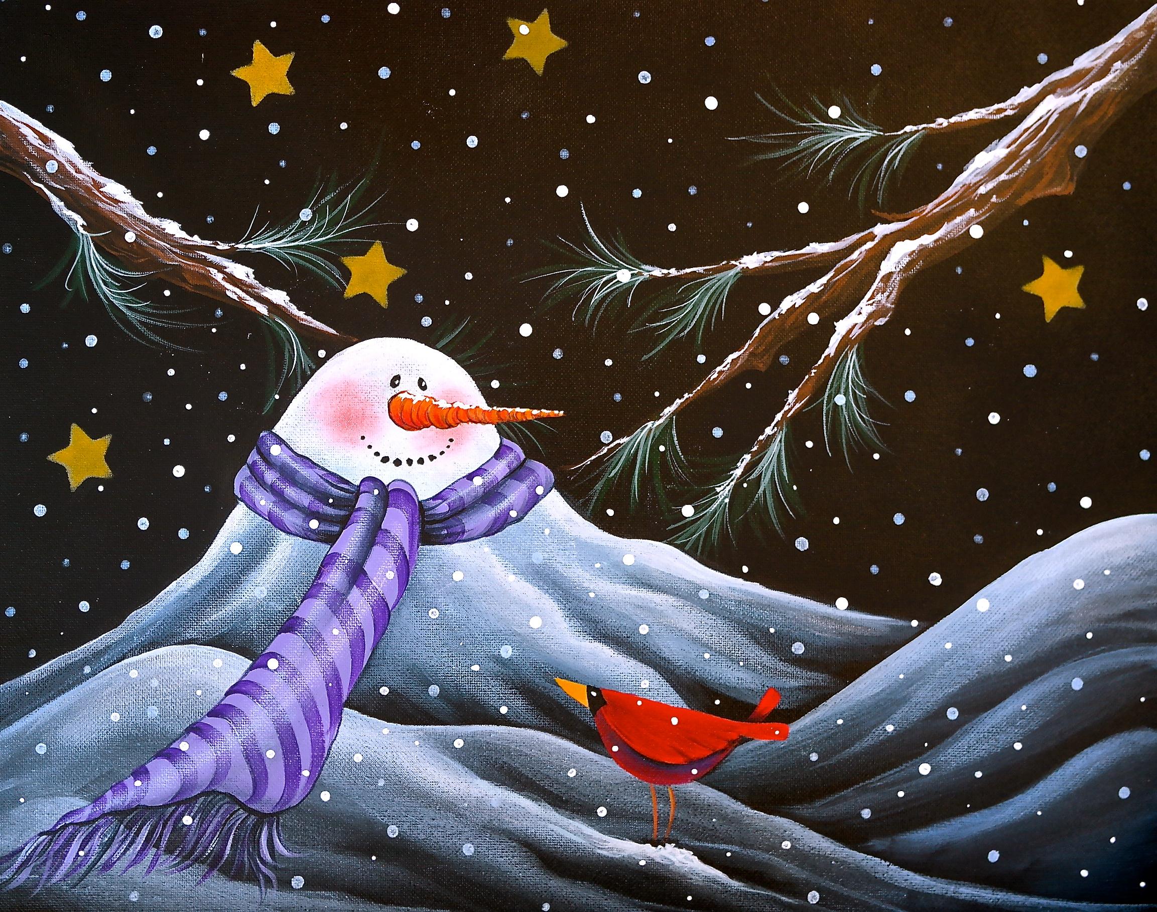 """Drifter of the Snow"""