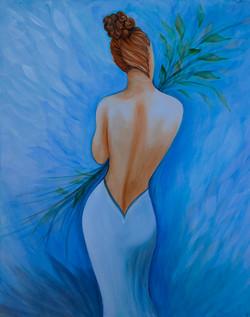 """Blue Lady"""