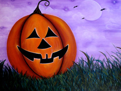 """Happy Pumpkin"""