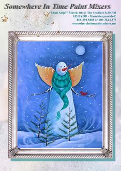 """Snow Angel"""