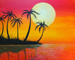 """""""Tropical Reflection"""""""