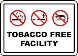 Picture of Tobacco Free Facility Logo