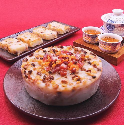 蘿蔔糕 Chinese New Year Turnip Cake