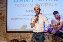 IMPRO TALKS - CHARVÁT