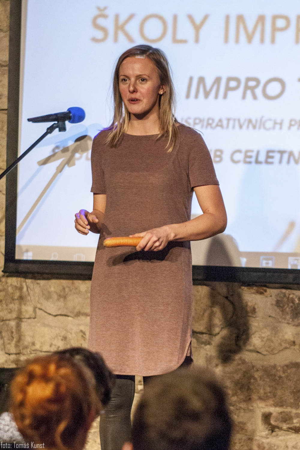 IMPRO TALKS - ELIŠKA REMEŠOVÁ