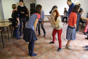 Škola improvizace pro jednotlivce, firmy i pro rodiče s dětmi