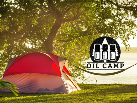 Want to come to Oil Camp?