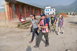 Nepal 2017 - Healing Hands