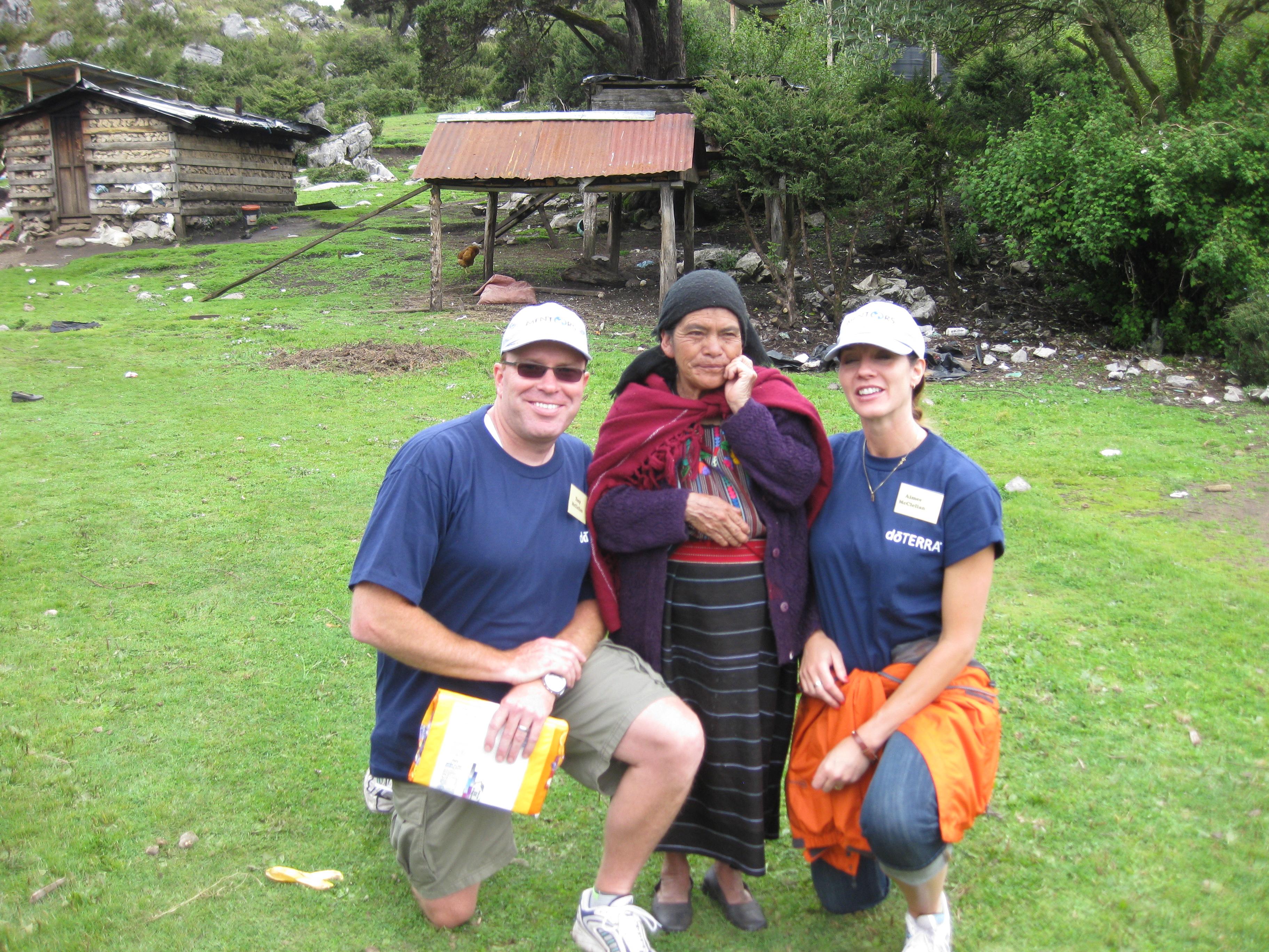 Guatemala Healing Hands Trip