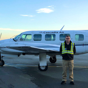 Airline starts air-taxi service between Campbell River and Pitt Meadows