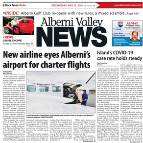 New Vancouver Island airline eyes Alberni's airport for charter flights