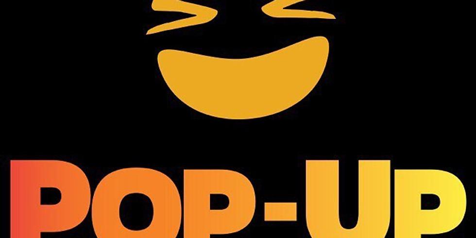Pop-Up Open Mic