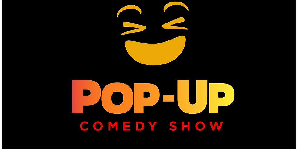 Pop-Up Comedy Show - Downtown Culver City