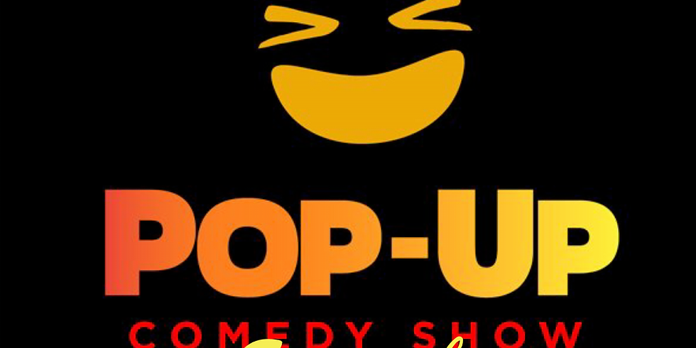 Ant Hill's Pop-Up Comedy Show