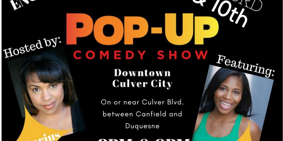Downtown Culver City W/Keysha E.
