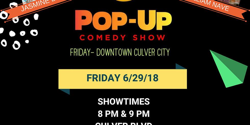 Pop-Up Comedy Show - JoyFanatic Special Event