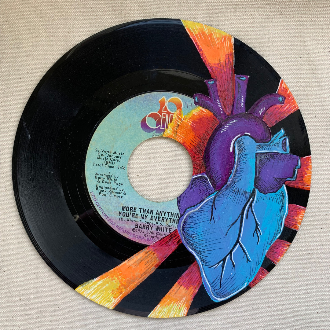 1/50 Vinyl