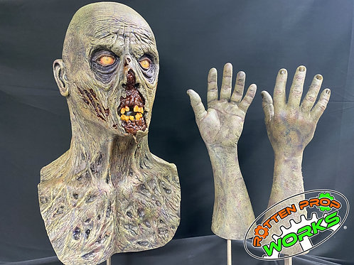 Zombie Bust 2.0 with Hands