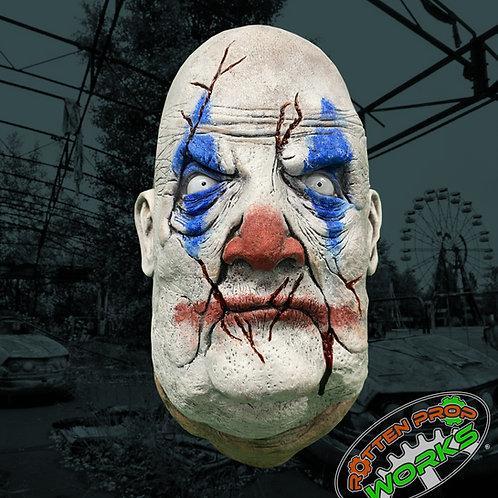 Dead Clown Half Mask