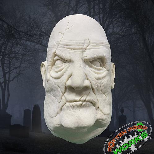 Gate Keeper Half Mask Blank