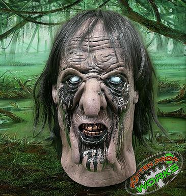 Swamp Hag Half Mask